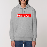 "Sweat à capuche Unisexe ""Parisien"""