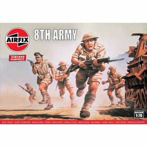 WWII British 8th Army - A00709V -Available