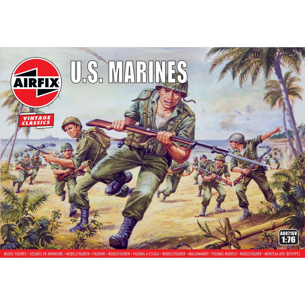 WWII US Marines - A00716V -Available