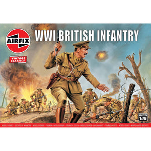 WWI British Infantry - A00727V -Available