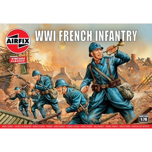 WWI French Infantry - A00728V -Available