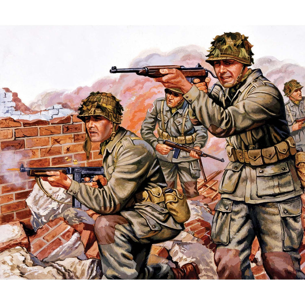 WWII US Paratroops  - A00751 -Available