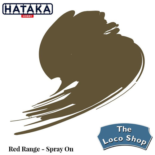 HATAKA 17ML DARK EARTH HTKA009