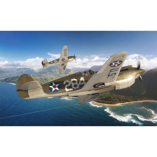Curtiss P-40B Warhawk - A01003B -PRE ORDER Apr-20
