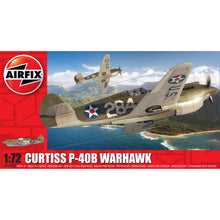 Load image into Gallery viewer, Curtiss P-40B Warhawk - A01003B -PRE ORDER Apr-20