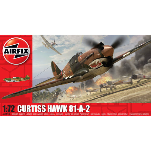 Curtiss Hawk 81-A-2 - A01003 -Available