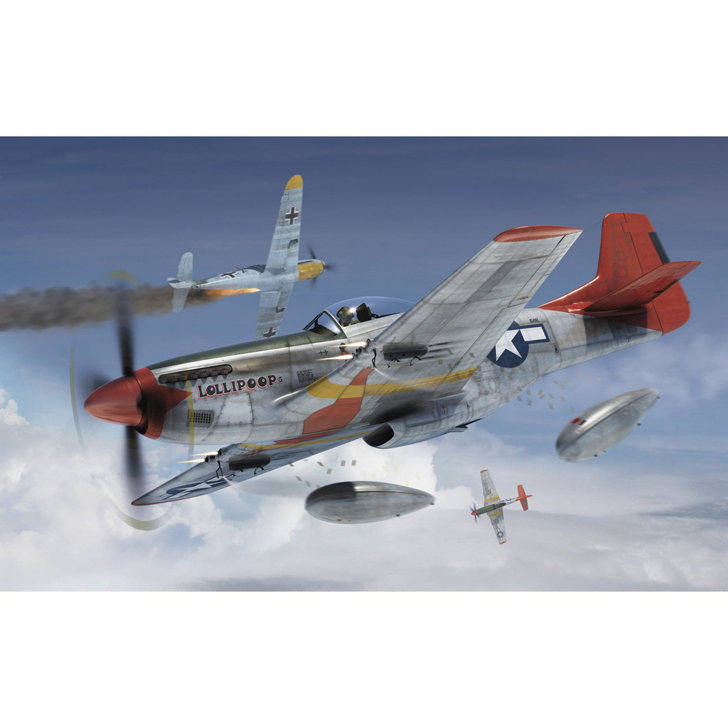 North American P-51D Mustang - A01004 -Available