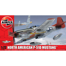 Load image into Gallery viewer, North American P-51D Mustang - A01004