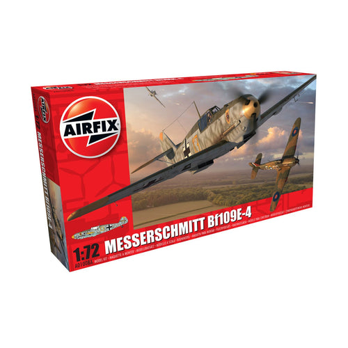 Messerschmitt Bf109E-4 - A01008A -Available