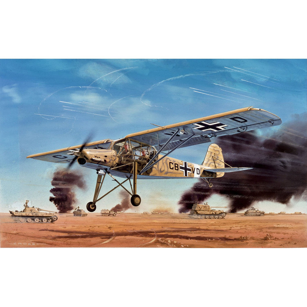 Fiesler Storch - A01047V -Available