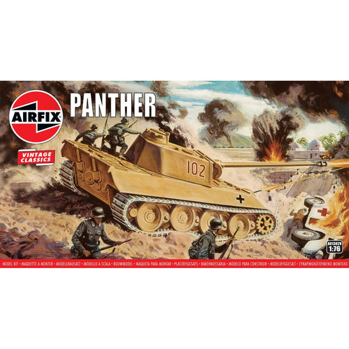 Panther - A01302V -Available