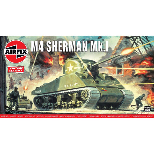 Sherman M4 Mk1  - A01303V -Available
