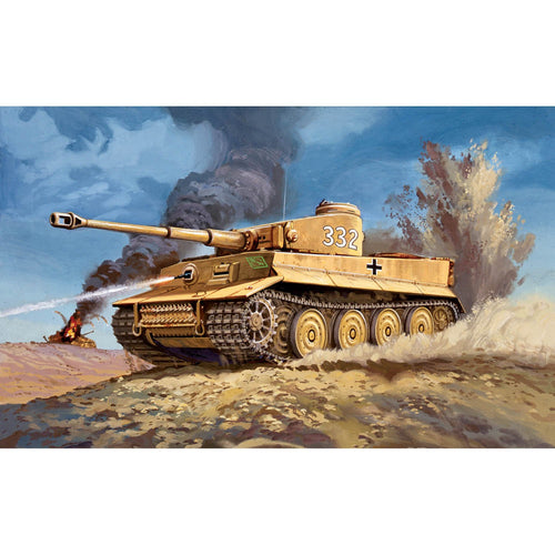 Tiger 1 - A01308V -Available