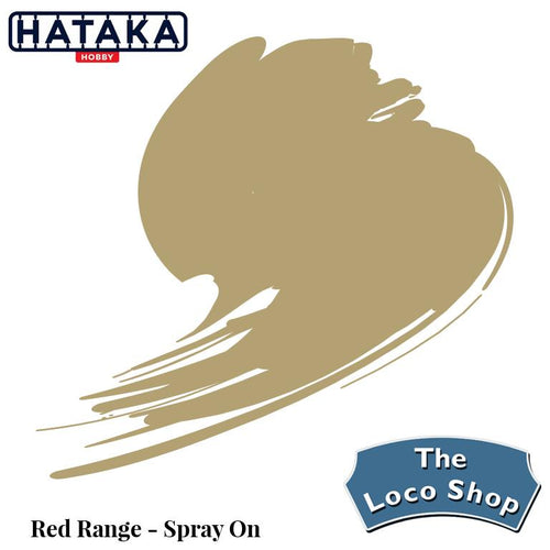 HATAKA 17ML SAND YELLOW HTKA014