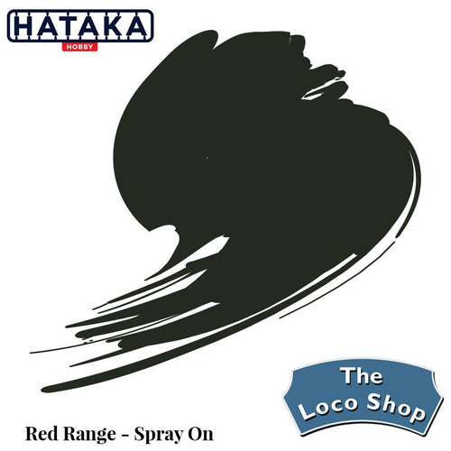 HATAKA 17ML BLACK GREEN HTKA015