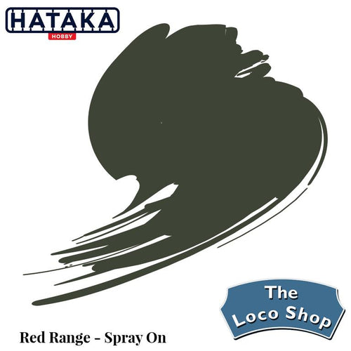 HATAKA 17ML DARK GREEN HTKA016