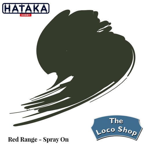 HATAKA 17ML DARK GREEN AC HTKA017