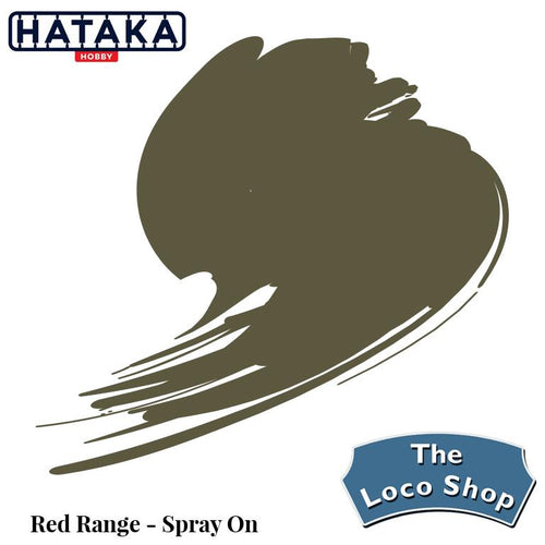 HATAKA 17ML US OLIVE DRAB HTKA018
