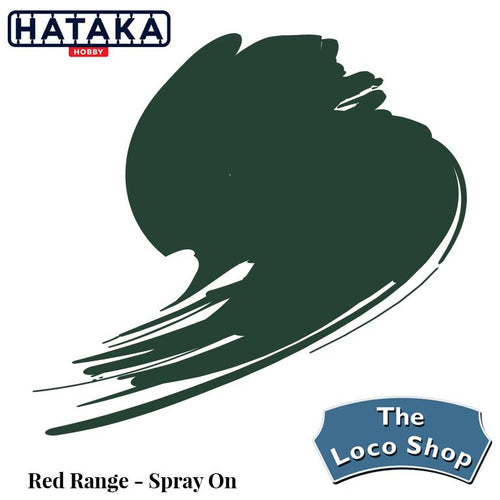 HATAKA 17ML MED GREEN HTKA019