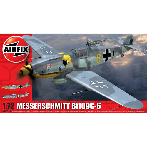 Messerschmitt Bf109G-6 - A02029A -Available