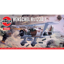 Load image into Gallery viewer, Henschel Hs123A-1 - A02051V -PRE ORDER May-20