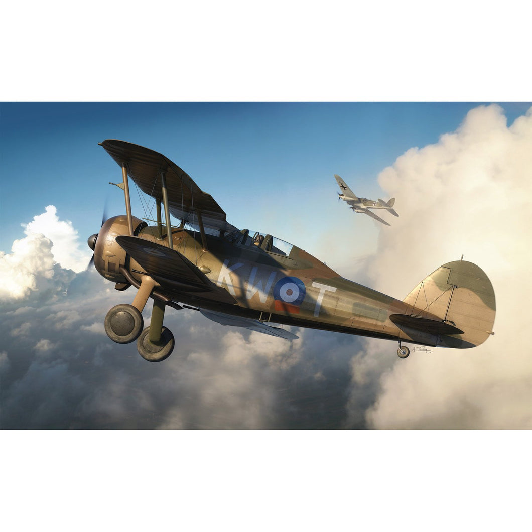 Gloster Gladiator Mk.I/Mk.II - A02052A -SOLD OUT