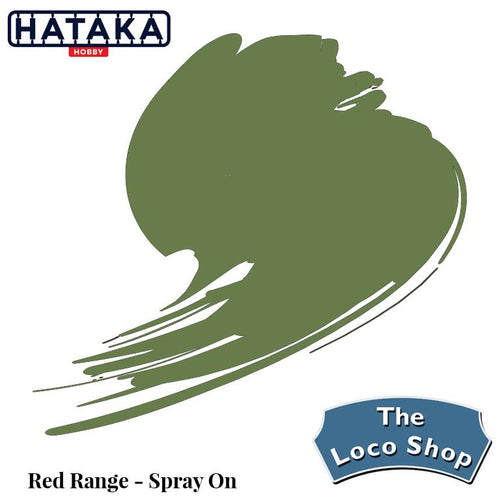 HATAKA 17ML LIGHT GREEN HTKA020