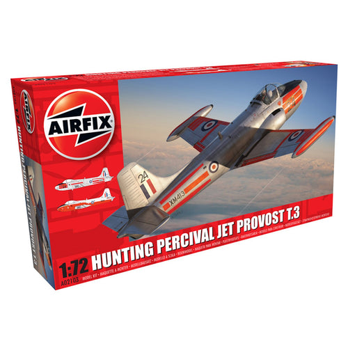 Hunting Percival Jet Provost T.3/T.3a  - A02103 -Available