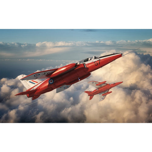 Folland Gnat T.1 - A02105 -Available