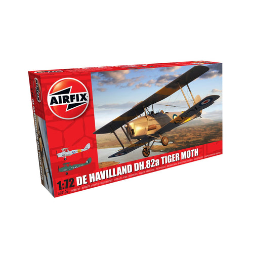deHavilland Tiger Moth - A02106 -Available