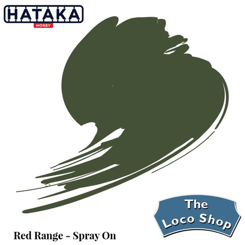 HATAKA 17ML MED GREEN HTKA021