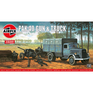 Pak 40 Gun & Track - A02315V -Available