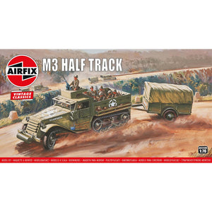 M3 Half-Track  - A02318V -Available