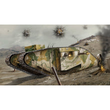 Load image into Gallery viewer, WWI Female Tank - A02337V -Available