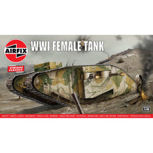 Load image into Gallery viewer, WWI Female Tank - A02337V