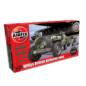 Willys MB Jeep - A02339 -Available