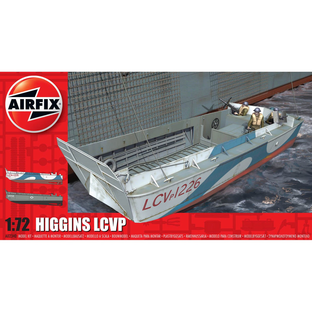 Higgins LCVP - A02340 -Available