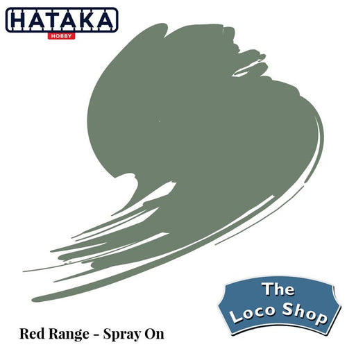HATAKA 17ML GREY-GREEN AC HTKA025