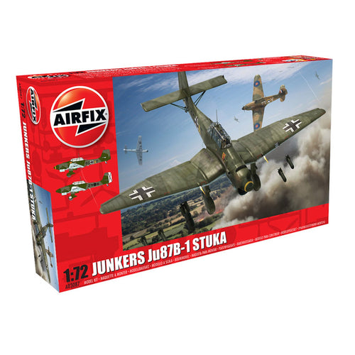 Junkers Ju87 B-1 Stuka - A03087 -SOLD OUT