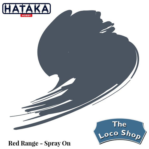 HATAKA 17ML GUNSHIP GREY HTKA031