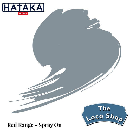 HATAKA 17ML DARK GHOST GREY HTKA035