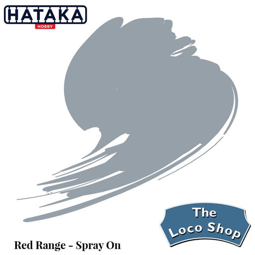 HATAKA 17ML LIGHT GHOST GREY HTKA037