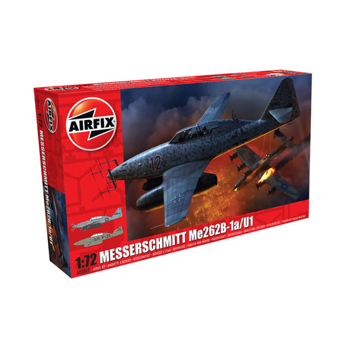Messerschmitt Me262B-1a/U1 - A04062 -Available
