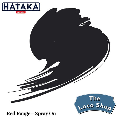 HATAKA 17ML BLACK GREY AC HTKA040