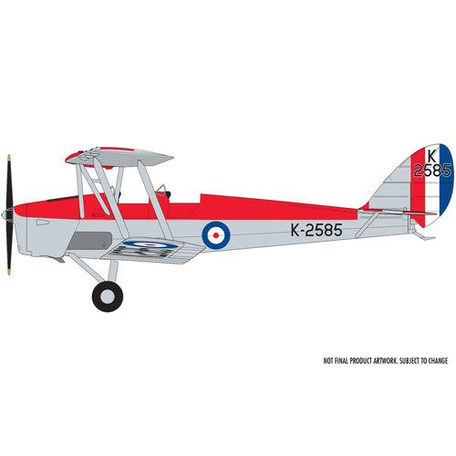 de Havilland D.H.82a Tiger Moth - A04104 -PRE ORDER Apr-20