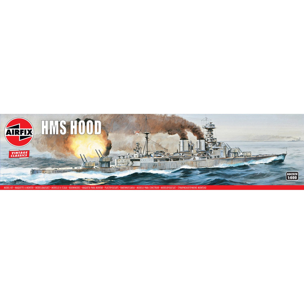 HMS Hood - A04202V -Available