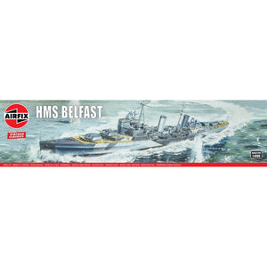 HMS Belfast - A04212V -Available