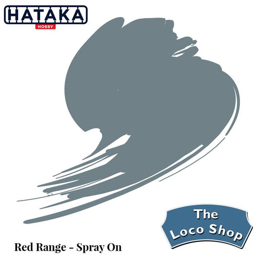HATAKA 17ML MEDIUM GREY HTKA046