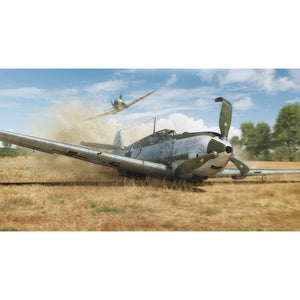 Messerschmitt Me109E-4/E-1 1:48 - A05120B -Available