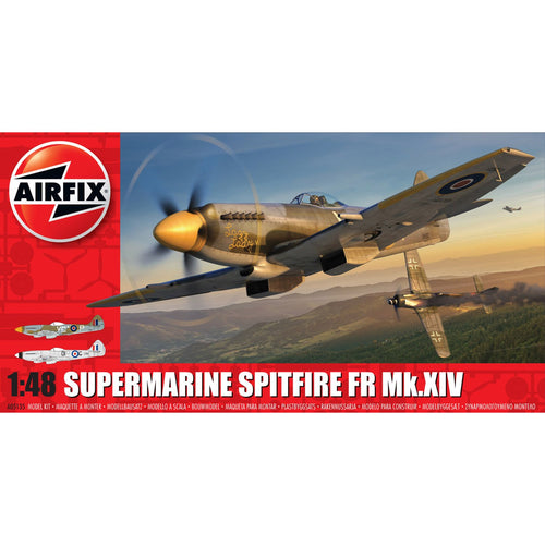 Supermarine Spitfire FR Mk.XIV - A05135 -Available